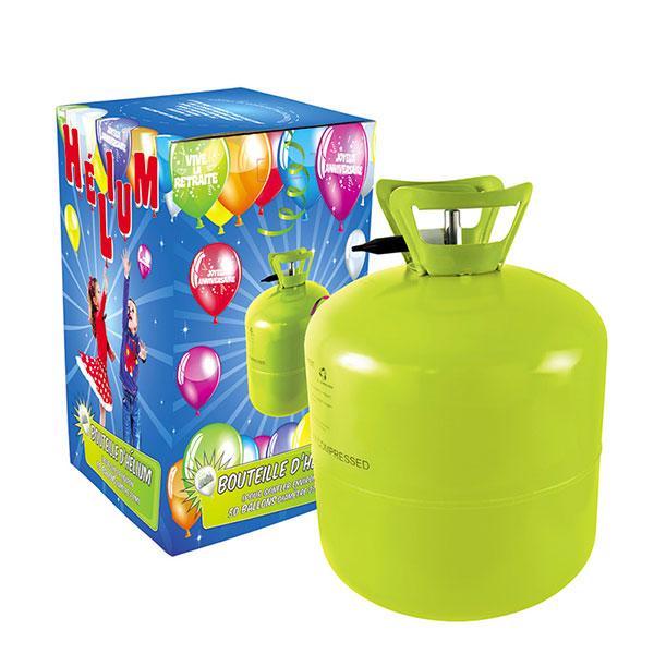 Bouteille hélium 0,42 m3